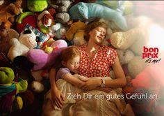 Neue TV-Kampagne von bonprix: Zieh Dir ein gutes Gefühl an!